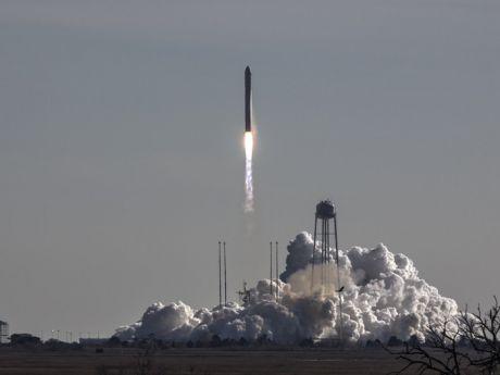 SkyCube Launch