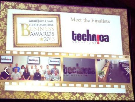 herts technica finalists creen